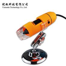 Far And Short Distance  Establisher function 500 500x orange usb digital microscope electronic magnifier cmos borescope