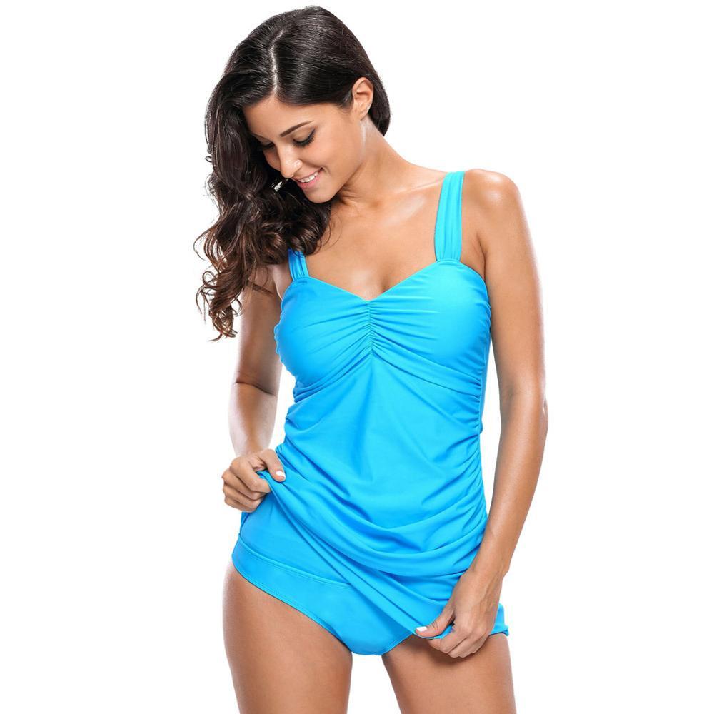 New Women wimwear Bikinis Set Bodysuit Tankinis Swimsuit Surf Bathing Suit<br>