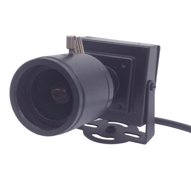 Hot sale! 900tvl vari-focal lens mini camera 2.8~12mm adjustable lens 1/4CMOS sensor security system CCTV Camera free shipping<br><br>Aliexpress