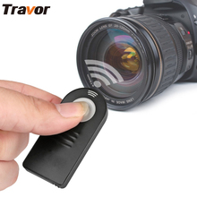 Travor Universal Wireless Infrared Remote Control for Canon Nikon Sony Olympus Pentax Sigma Minolta Leica and Other DSLR Camera