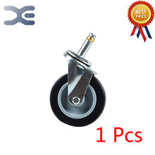 Industrial Vacuum Cleaner Accessories Caster Wheel Cleaner 30L 70L Vacuum Cleaner Casters(China)