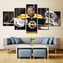 5 Panel Jersey NFL Reebook Modular Picture Modern Home Wall Decor Art HD Print Painting Canvas Wall Picture For Home Decoration