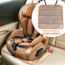 1Pcs Child Safety Seat Durable Wear Special Safety Seat Cushion Slip Pad For Volvo BMW Benz Audi Hyundai Citroen Honda Toyota