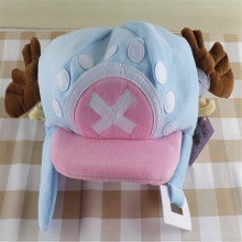 Free shipping Anime ONE PIECE coslpay Tony Tony Chopper Hats Lovely winter hat for girls(China)