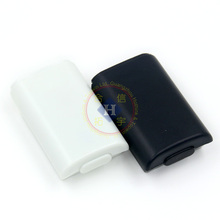50pcs/lot NEW Battery pack Case Back Cover Shell Kit for Xbox 360 Wireless Controller