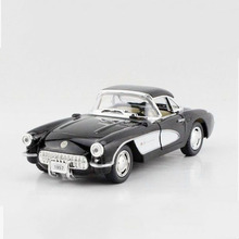 KINSMART 1:34 Scale Emulational Alloy Diecast Models Car Toys, Pull Back Cars, Doors Openable Brand Car Toy(China)