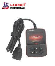 Launch Creader CR-HD Heavy Duty Code Scanner original Creader for Trucks, can read and clear fault code With multi-languages