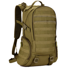 Outdoor Military Army Tactical Molle Backpack Camping Hiking Trekking Sport Camouflage Bag Large Travel Backpack(China)