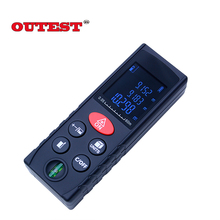 Buy Digital 60m/197ft Mini Laser Meter Handheld Distance Meter High Precision Range Finder Area Volume Measurement Level Bubble for $24.31 in AliExpress store