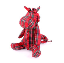 Doll Bag Rain Umbrella Five Folding Plaid Red Umbrella Waterproof Light Umbrella Parapluie Femme