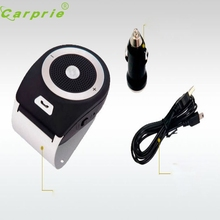 New Arrival  Wireless Bluetooth Handsfree Speakerphone Handset Kit Car Steering Wheel