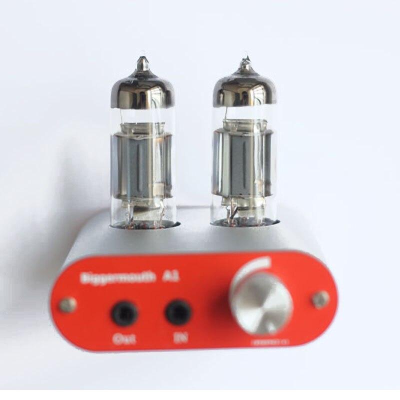 Biggermouth Amp DIY Tube Amplifier Earphones HIFI Amplifier  Free shipping<br>