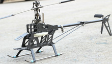 RC remote 6ch 3D Helicopter 450 SE V2 6ch Kit carbon fiber for align trex heli(China)