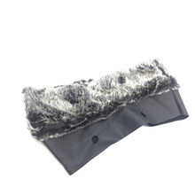 I PCS Fur Trims for Classic big bag style  EVA bag plush decoration plush FOR  O bag plush accesory