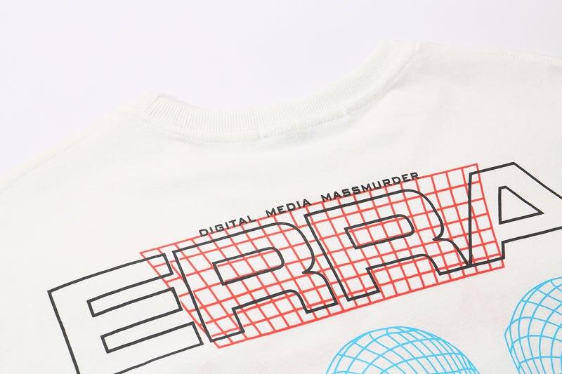 3D Line Printed Tshirts 8