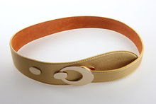 Good Quality Style Genuine leather Fashion Women Belts Gold Female Casual Ceinture for Lady Dress Straps Wholesale Waistbund(China)