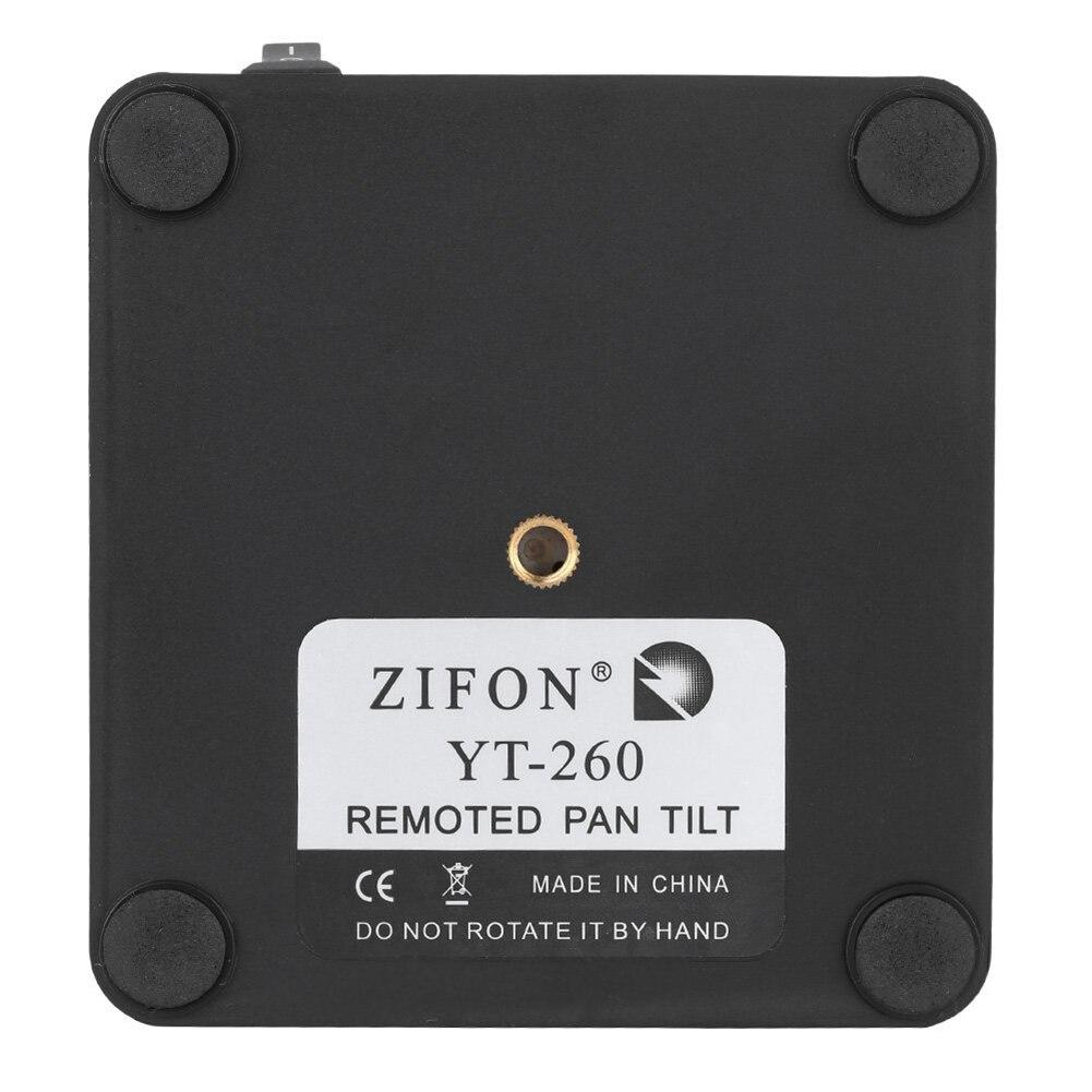 Remote Control Motorized Head for Camera Wifi Cameras 4