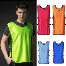 Breathable Sport Running Vest Soccer Basketball Football Training Vest for Adult Children Service Team Uniforms Advertising Vest