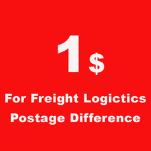 For freight logistics postage difference/ Pls Don't Place Order, You Need Contact Seller Service