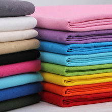 "Waterproof Fabric Canvas Solid Color Indoor Outdoor / 60"" Wide / Sold by Half Meter(China)"
