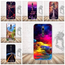 "for Asus Zenfone 2 ZE551ML Case Luxury 3D Relief Painting Soft Silicon Back Cover Case for ASUS ZE551ML ZE550ML 5.5"" Phone Cases(China)"