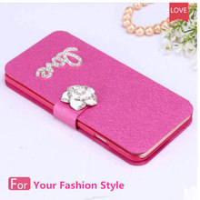 J3 Pro J3Pro J3110 New Flip Stand Style luxury silk cover case For Samsung J3 Pro j3110 shockproof cell phone cases with diamond(China)