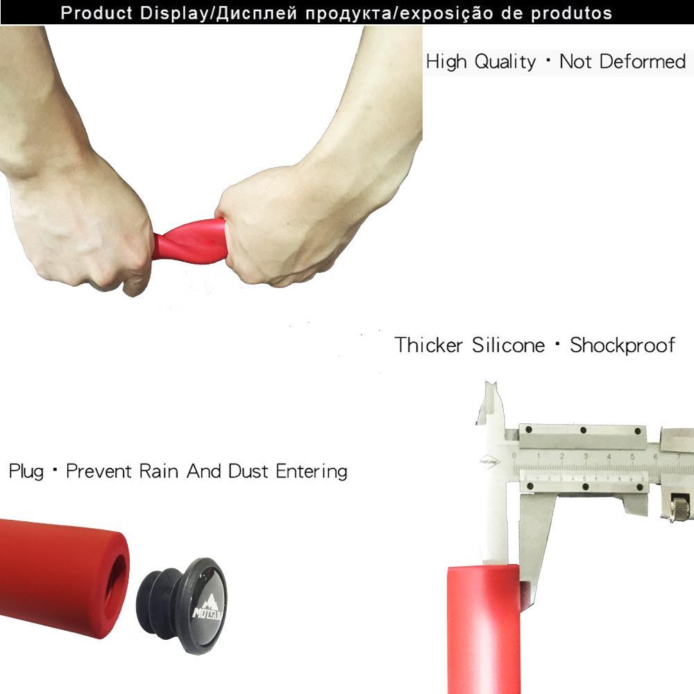 Bicycle-Handlebar-Grips-UltraLight-Silicone-Material-Handlebar-Girp-High-Density-MTB-Bike-Handlebar-Anti-slip-Cycling