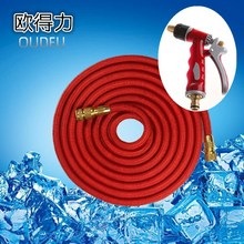 ALL NEW 2017 Garden Hose Expandable Hose with metal garden sprayer nozzle Nozzle High Pressure magic Expanding Garden hose