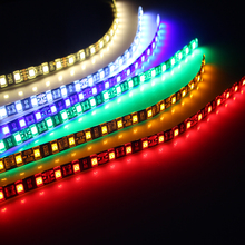 1Pcs High Power LED Daytime Running lights DRL 12V Waterproof Auto Car Decorative Flexible Strip tape light DIY Fog car lamp