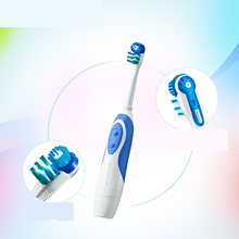 Automatic Cheap Price Electric Toothbrush Set Adult Mini Ultrasonic Oral Travel Toothbrush Free with Replacement Brush Heads(China)