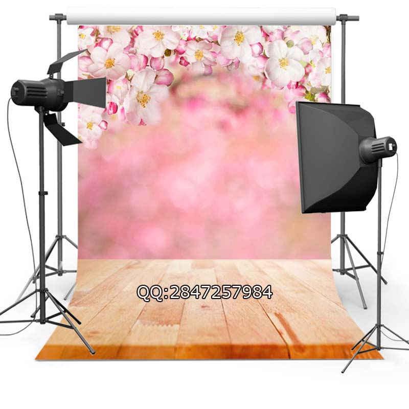 Thin Vinyl photography background Customize spring flowers  Backdrops Digital Printing Background for photo Studio F-2348<br><br>Aliexpress