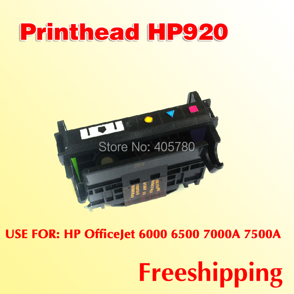 Bestselling 920 print head compatible for HP 920 920 printhead OfficeJet 7000A 7500A 6000 6500 /920 printer head freeshipping<br><br>Aliexpress