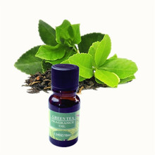 High quality Green Tea essential oil for Skin Care Whitening Moisturizing fade wrinkle Anti-Aging Nature essential oil 10ml/Pcs(China)