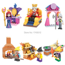 Winner 5008 Snow White And The Seven Dwarfs Educational Toys For Children Lepin Building Bricks Compatible Lepin(China)