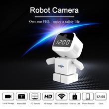 Buy Hiseeu Wireless HD 960P IP Robot Camera WIFI Network CCTV Baby Monitor Remote Control Home Security Night Vision Endoscoop for $54.00 in AliExpress store