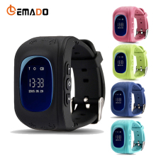 2017 Smart Kid Safe GPS Watch Wristwatch SOS Call Location support SIM card Alarm Clock Pedometer watch Child - Planet Mall store