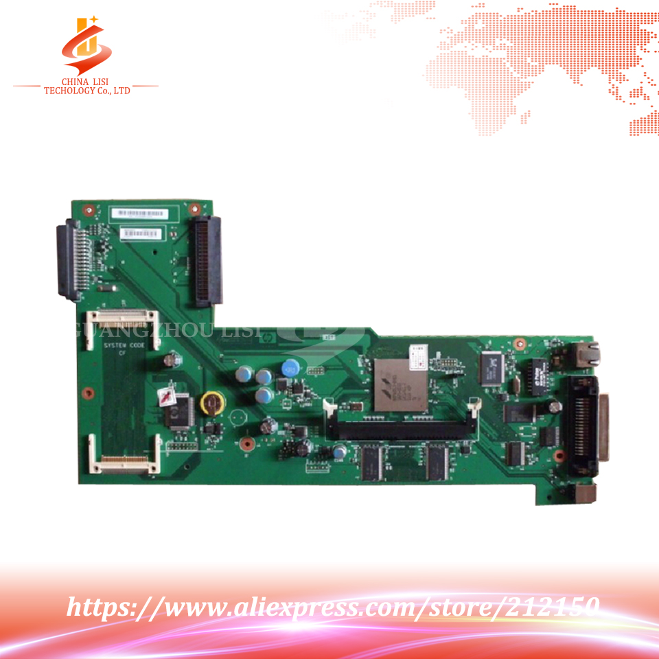 Original Second-Hand For HP5200N 5200N Formatter board Q6498-67901 On Sale<br><br>Aliexpress