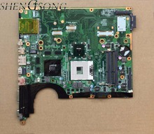 605699-001 for HP PAVILION for DV7 DV7-3000 laptop motherboard DV7-3000 NOTEBOOK PM55 fully tested and 100% test(China)