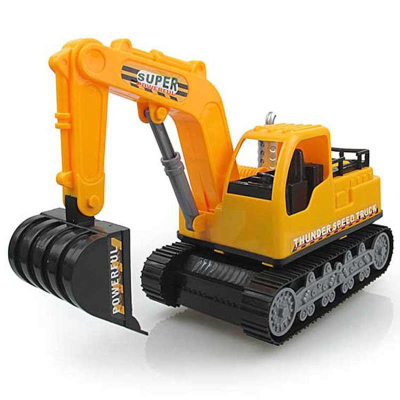 style kids toys plastic excavator toy plastic car model kids truck toys for childrenchina