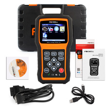 foxwell nt630 pro ABS SRS Air Bag Crash Data Reset Diagnostic Scan Tool Turn off Check Engine Light clears codes resets(China)
