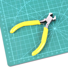 Mini end cutting plier jewelry making hand tool DIY beading jewelry tool 5 inch