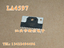 LA4597  ZIP-13original dual channel audio power amplifier circuit Audio power amplifier IC --XXDZ2