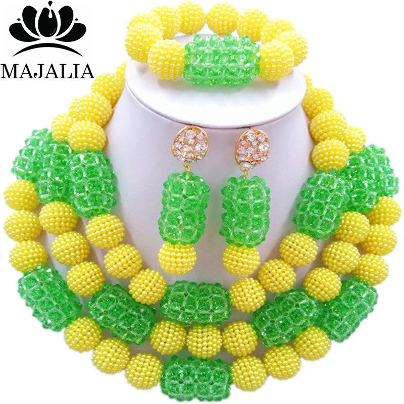 01 African Beads Jewelry Set (13)