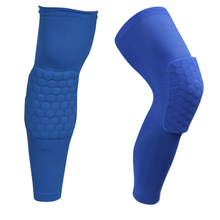 YD Basketball knee pads Adult kneepad Football knee brace support Leg Sleeve knee Protector Calf compression knee Sport Safety(China)