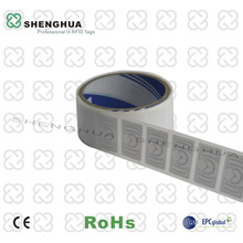 2000pcs/pack High Quality UHF RFID Smart Label Sticker Printable Programmable Passive RFID Tag for Real-time Inventory