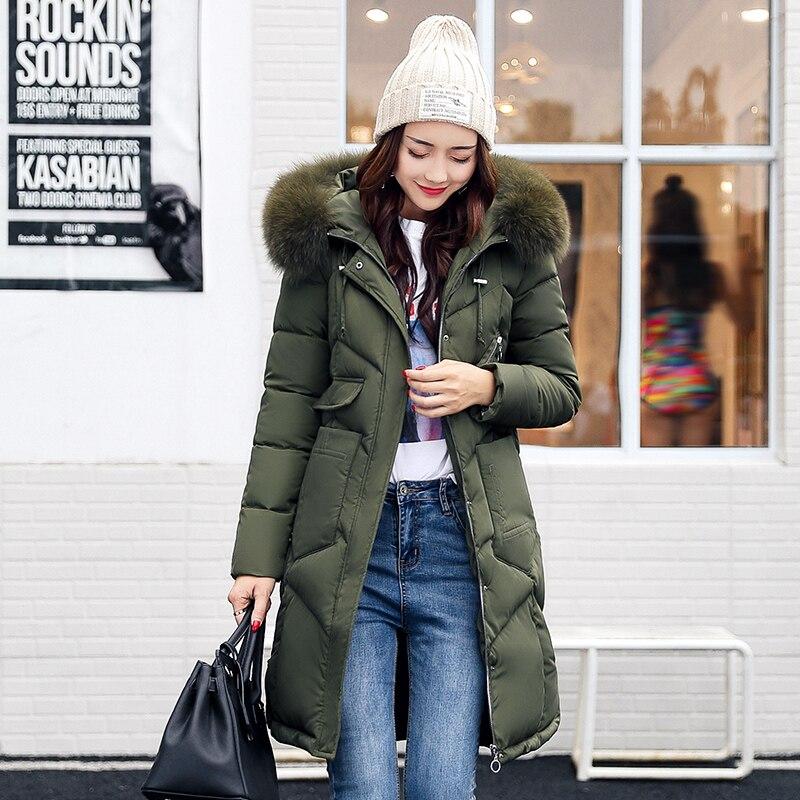 womens winter thick jackets and coats warm padded cotton jacket women casual solid outwear coat winter long warm overcoatÎäåæäà è àêñåññóàðû<br><br>