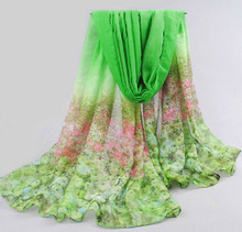 Spring silk scarf female bali yarn spring and autumn all-match long design big scarf cape dual-use sunscreen summer beach towel