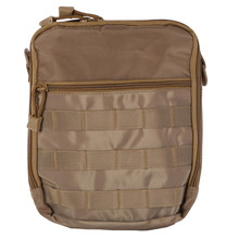 "Outdoor Travel Tactical Black Hawk 14"" Laptop IPAD Shoulder Backpack Molle Sustainment Bag Army Durable Bags"