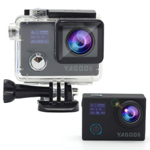 "2017 new Action Camera WIFI 16MP Full HD 1080P 30FPS 2.0""LCD Diving 30M Waterproof Sport Camera mini cam Remote Extreme Camera(China)"