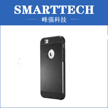 Brand phone shell, black color phone case , plastic mold maker